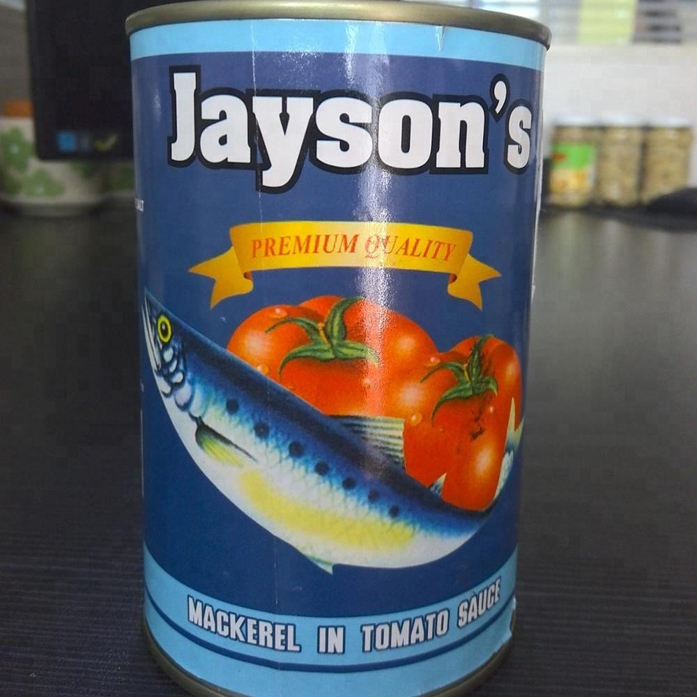 Консервированная скумбрия Jack, консервированные сардины в томатном соусе