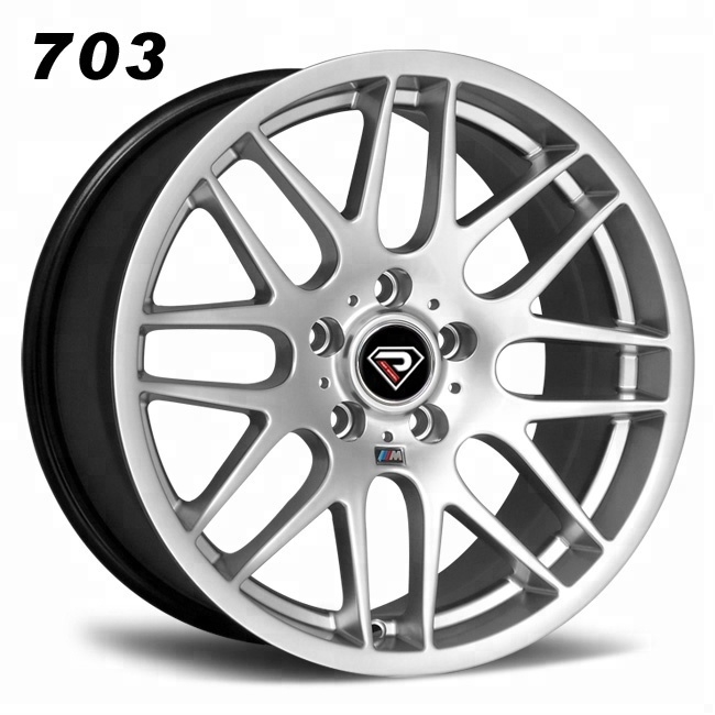 Rep 703 Staggered Alloy Wheels For M3 Csl Bmw Buy 18 19 Wheels Staggered Rims Hyper Silver Wheels Product On Alibaba Com