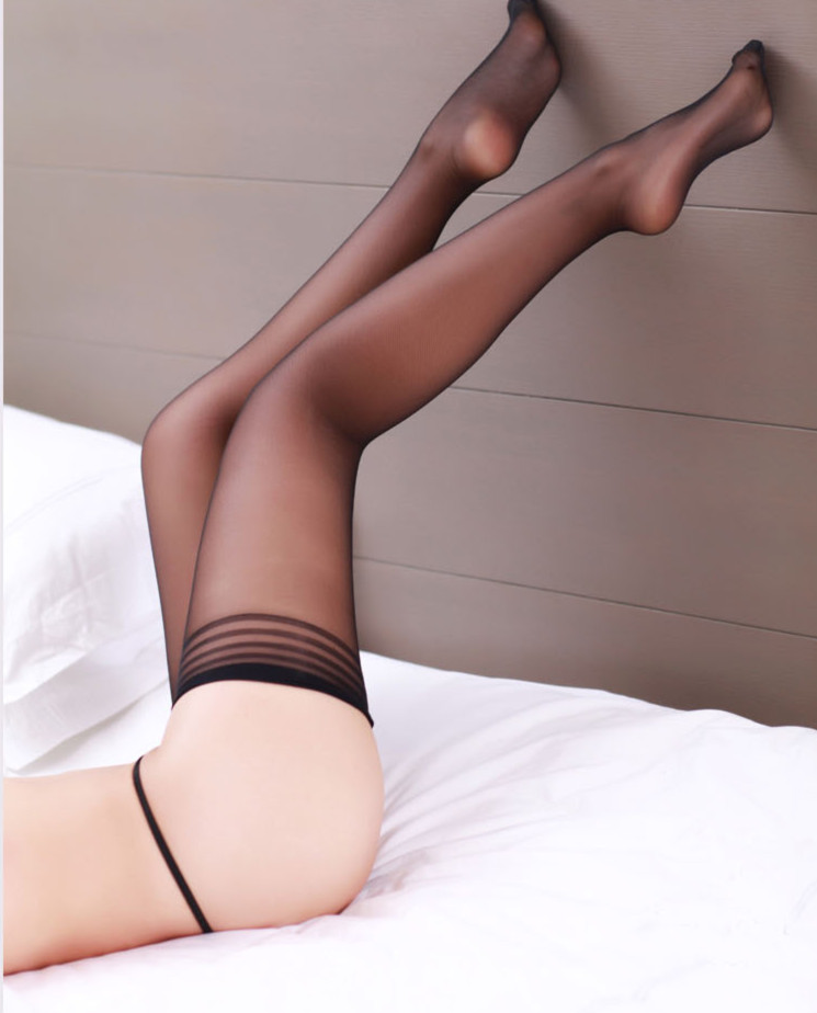 573c952bdc9 Detail Feedback Questions about Sexy 2pairs Women Thigh High Silk ...