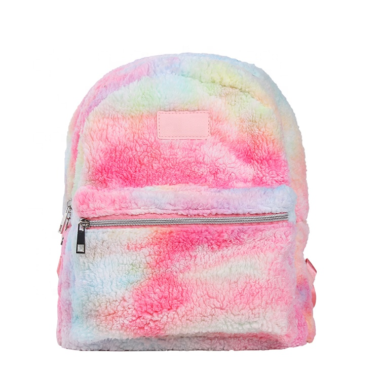 Canvas Tie Dye Backpack with free monogram
