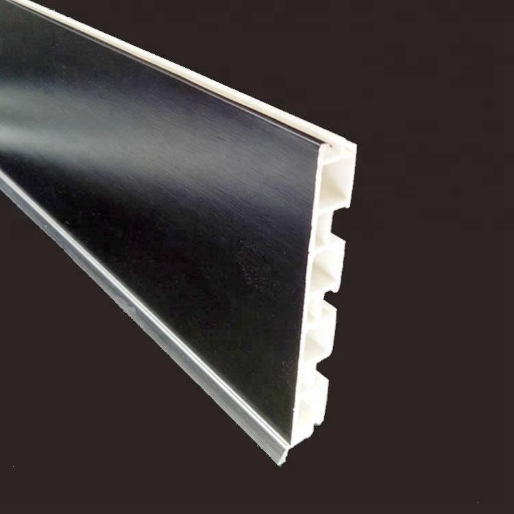 100 Mm Plastic Zwart Keukenkast Plint Buy Pvc Plint Plastic Plint Zwarte Keuken Plint Product On Alibaba Com