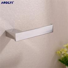 Настенный держатель для туалетной бумаги, матовый черный держатель для туалетной бумаги 304 аксессуары для ванной комнаты из нержавеющей ст...(Китай)