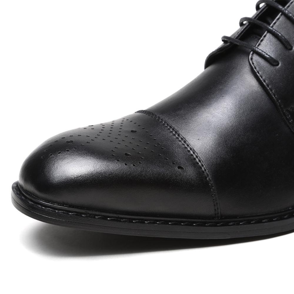 Лидер продаж, удобная обувь для отдыха из бычьей кожи, увеличивающая высоту