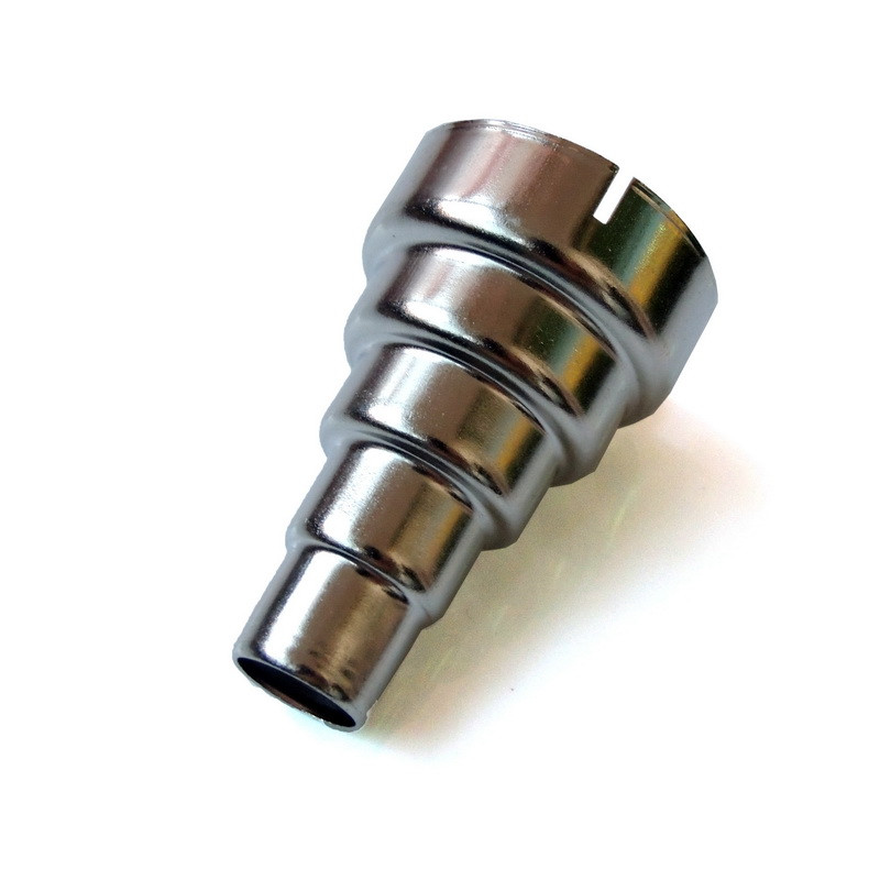 【4pcs/lot Heat Gun Nozzles Stainless Steel Steel Electric