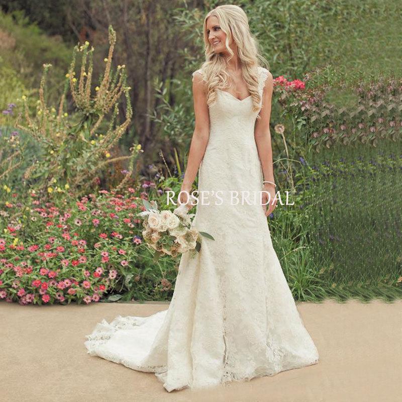 Aliexpress.com : Buy Country Western Eden Wedding Dresses ...
