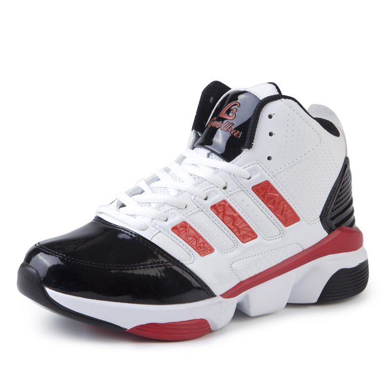 And  Tempest Boys Youth High Top Basketball Shoe