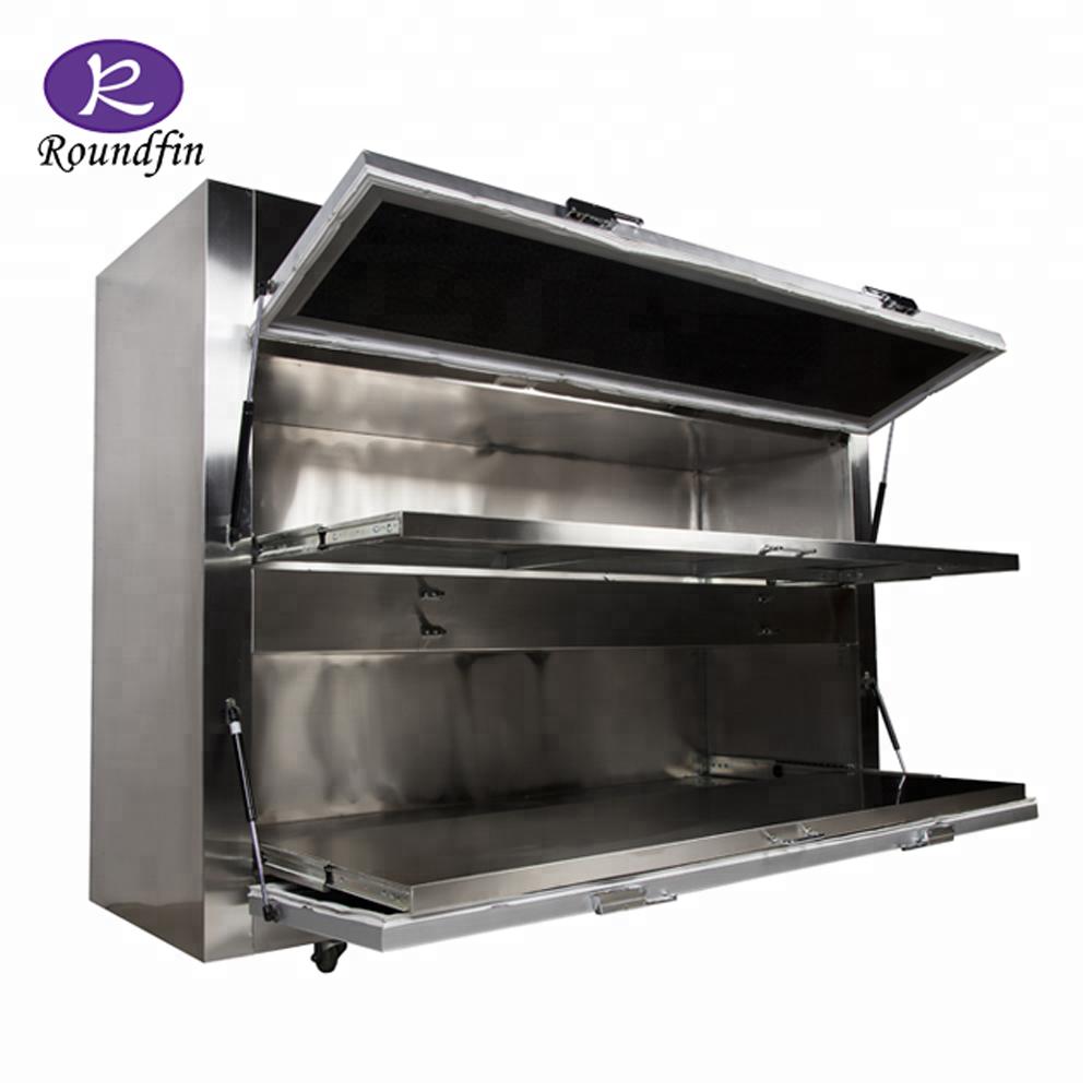 Морозильная камера для морга, погребальный холодильник для трупа, холодильная камера для морга