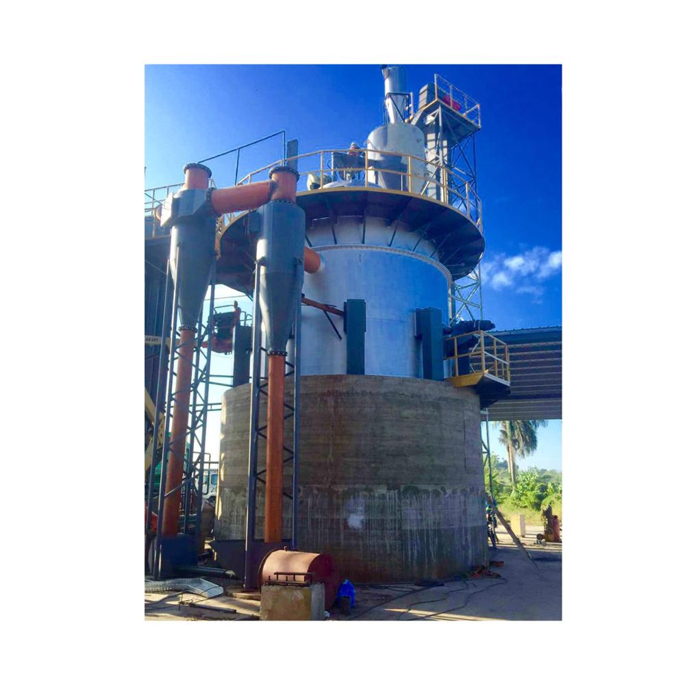 Rice Husk Biomass Carbonization System Equipment