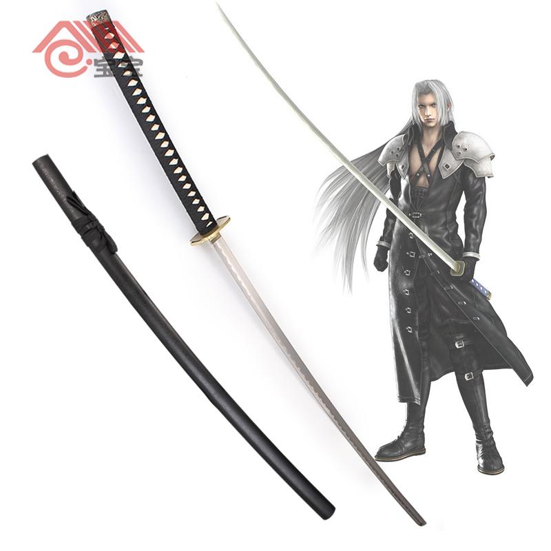 ZS-9445 Final Fantasy katana anime sword vintage home decor