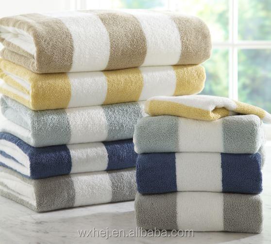 Махровое банное/пляжное полотенце из 100% хлопка для отелей оптом