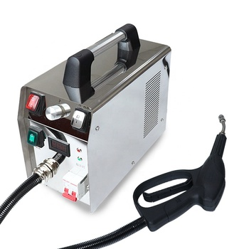 Steam cleaning machine for conditioner