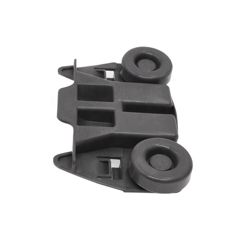 Нижний стеллаж для посуды WPW10195417, колесо в сборе для гидромассажных посудомоечных машин, заменяет AP4538395, AP6016764, PS2579553, PS11750057, 2 шт.