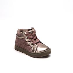 2021 оптовая продажа, лучшее качество, мягкие повседневные кроссовки для маленьких девочек, детская обувь из ПУ кожи на шнуровке
