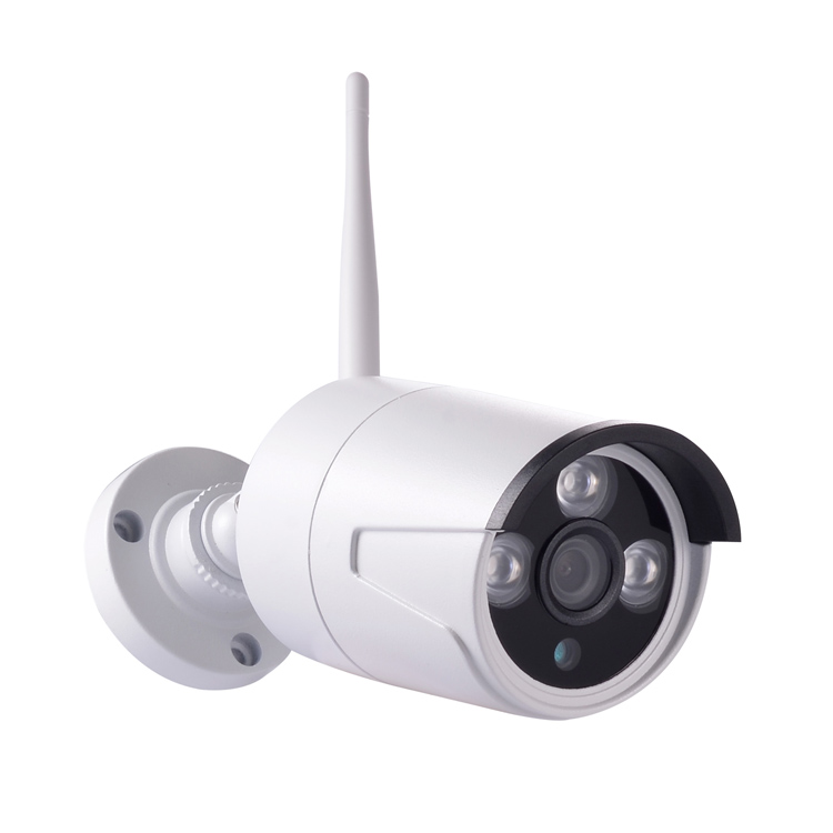 Security Camera Wireless Home Kit Alarm Set Nvr 4 Channel Surveillance Wifi Ip Outdoor Dvr Video Security Cctv System