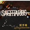SAGITTARIUS(gold or silver leave message)