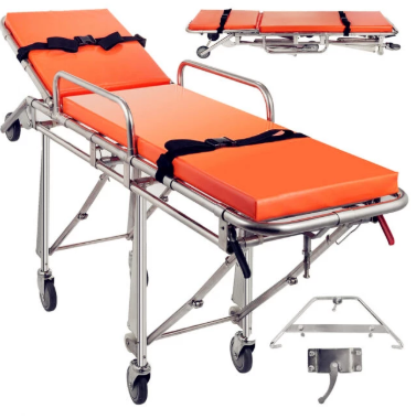 Hospital Equipment Emergency Room Patient Transfer Medical Ambulance  Stretcher Platform Positions Foldable Rescue Bed For Sale - Buy Ambulance  Stretcher,Hospital Beds For Sale Uk,Cheap Hospital Beds For Sale Product on  Alibaba.com
