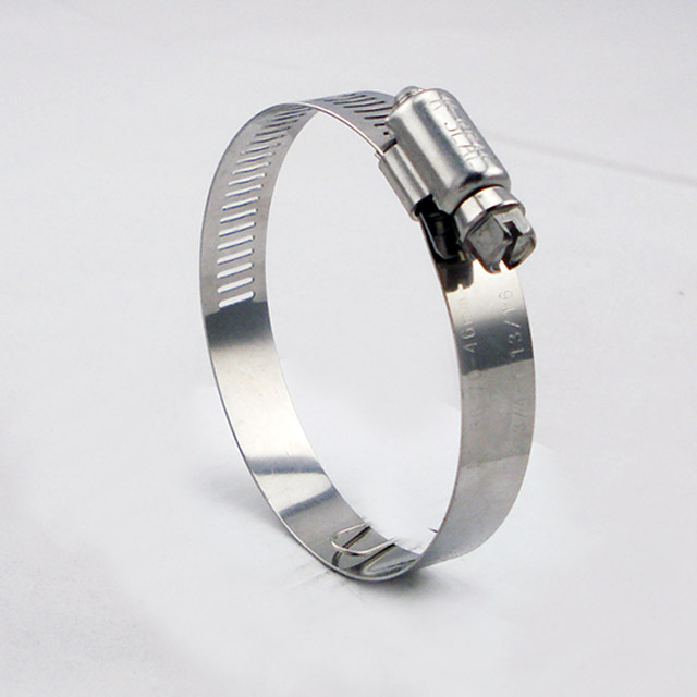 American-Type Stainless Steel Hose Clamps