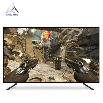 new model 38.5 inch LED TV China factory in stock SKD/CKD TV Kits fashion design smart TVs 32 39 40 43 49 inch Lowest price