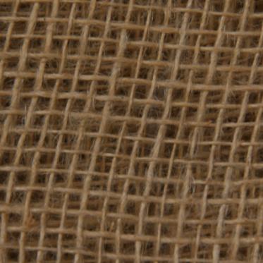 Light Weight Jute Fiber Fabric Recyclable Gunny Cloth