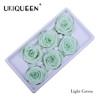13 light green