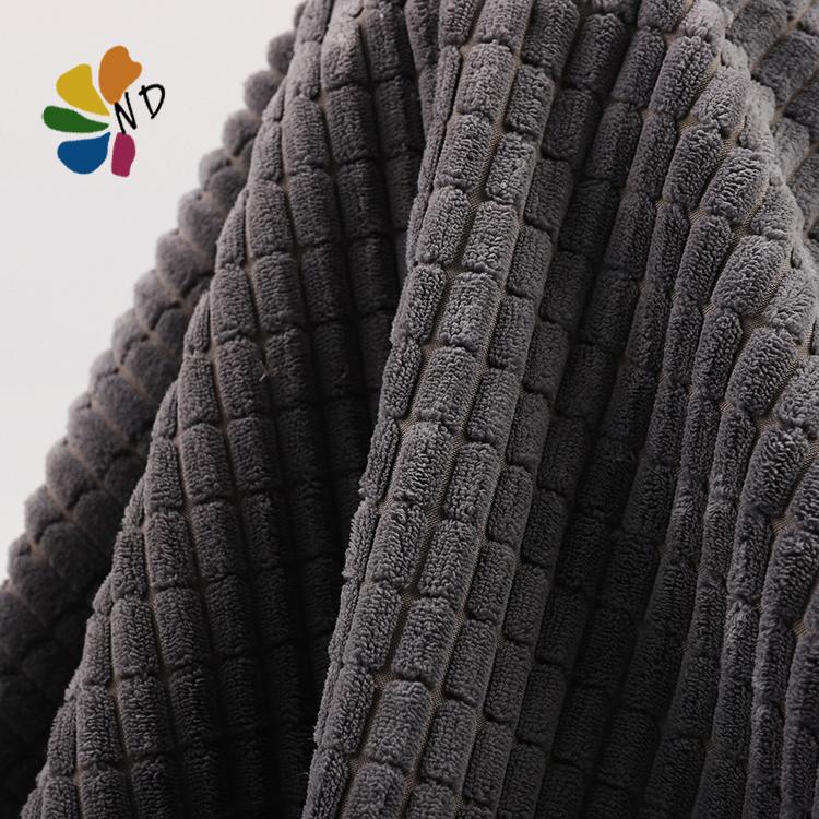 Hometextile corduroy material fabric sofa upholstery fabric for sofa