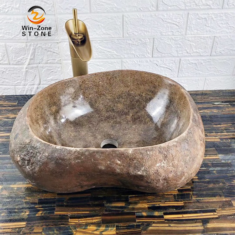 Outdoor Natural Stone Bathroom Washbasin And Stone Sink Buy Cheap Bathroom Sinks Bathroom Vanities And Sinks Product On Alibaba Com