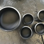 Steel Cap B16.9 End Butt Weld Steel Piping BW Tube Cap ASTM B16.9 Pipe Fitting End Cap