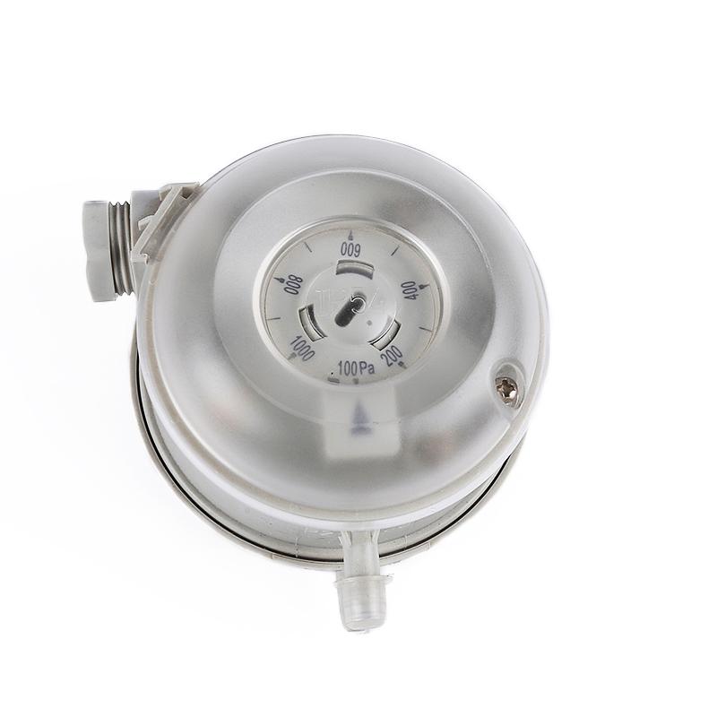 10000Pa Регулируемый переключатель воздушного дифференциального давления для HVAC