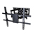 Full Motion Dual Articulating Arms Swivels Tilts Wall Mount TV Support, Max VESA 680x450mm TV Wall Mount Bracket
