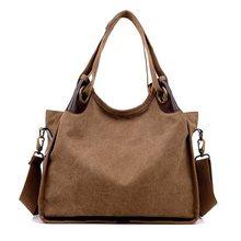 Женские холщовые сумки, женская сумка через плечо, женские сумки через плечо, женские сумки Bolsos Mujer Sac A, основные женские сумки Bolsas(Китай)