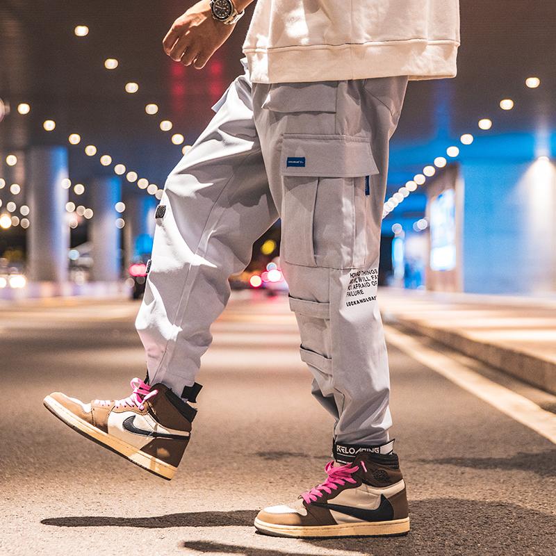 Pantalones Informales Holgados Para Hombre Ropa De Calle Estilo Libre Oem Buy Pantalones Casuales Pantalones Rectos Pantalones Sueltos Para Hombre Product On Alibaba Com