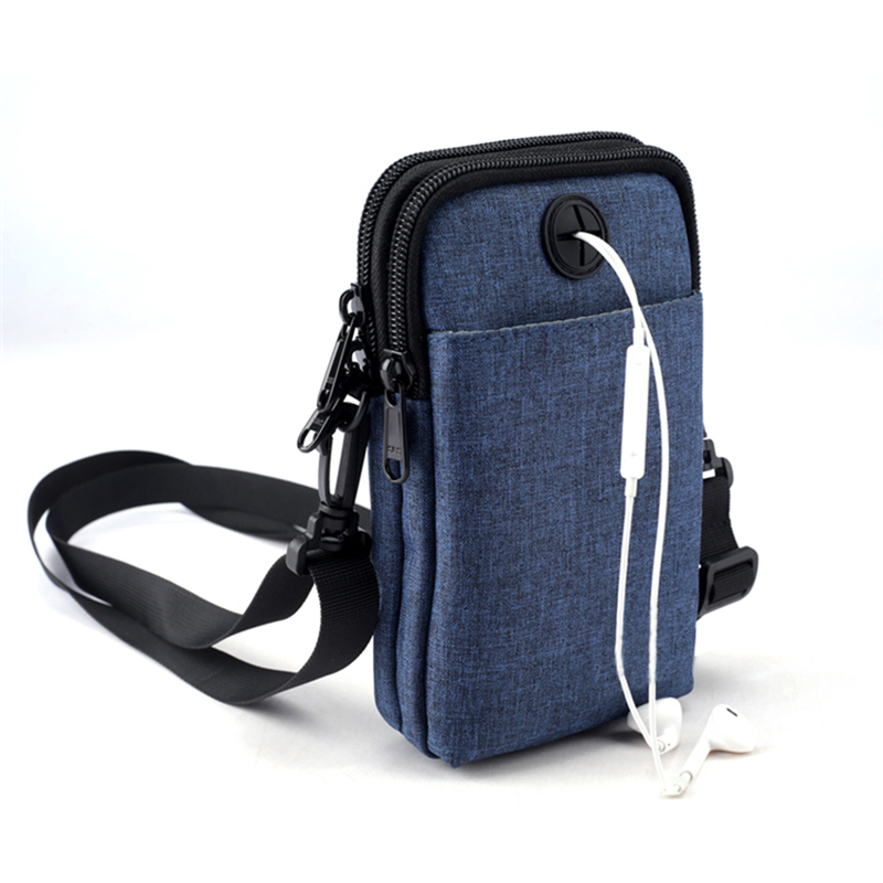 Wholesale High Quality Fashion Durable Travel Neck Wallet Family Passport Holder
