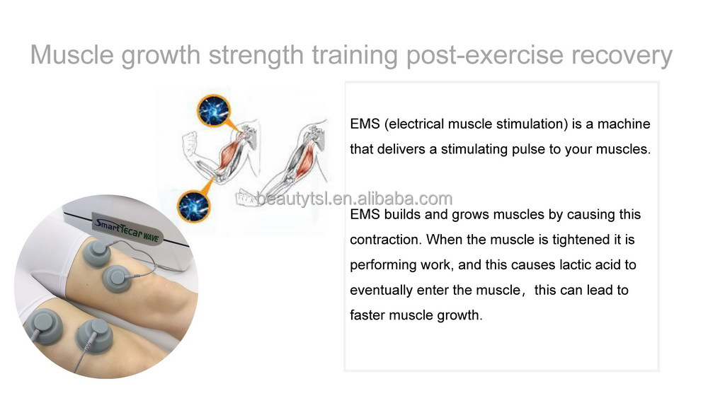 2in1 ems shockwave pain relief equipment em shock physiotherapy em shock wave for ed massage