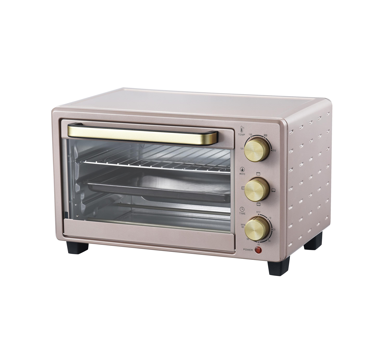 Бытовая электрическая конвекционная печь Posida 23L с CE, CB, ETL, RoHS