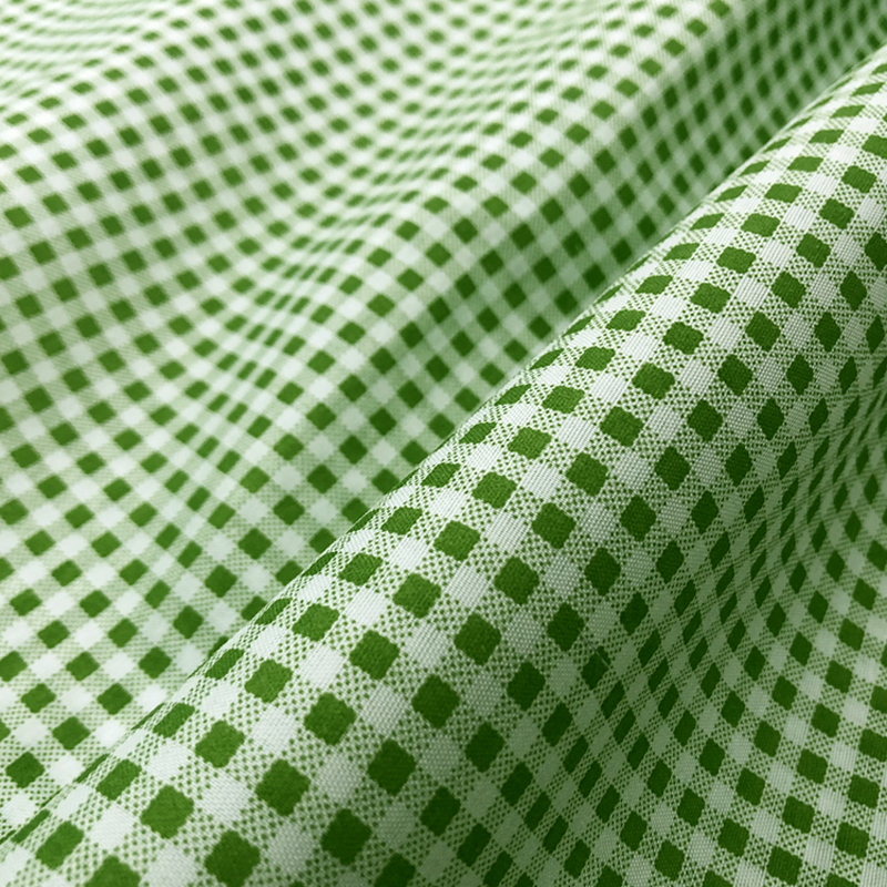100cmx150cm printed grid checked plaid tartan polyester fabric cloth for Handmade DIY High Quality Cloth Material Children Kids