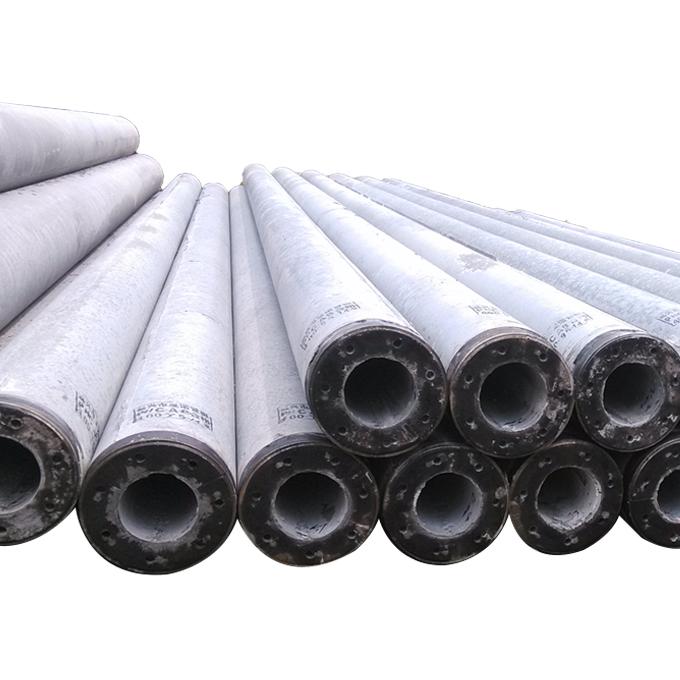Big diameter concrete piling mold for sale