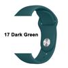 17 Dark Green