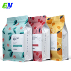Digital Process Custom Logo Printed Food Grade Pouch Ziplock Stand Up Foil Pouch For Tea Bag Packing