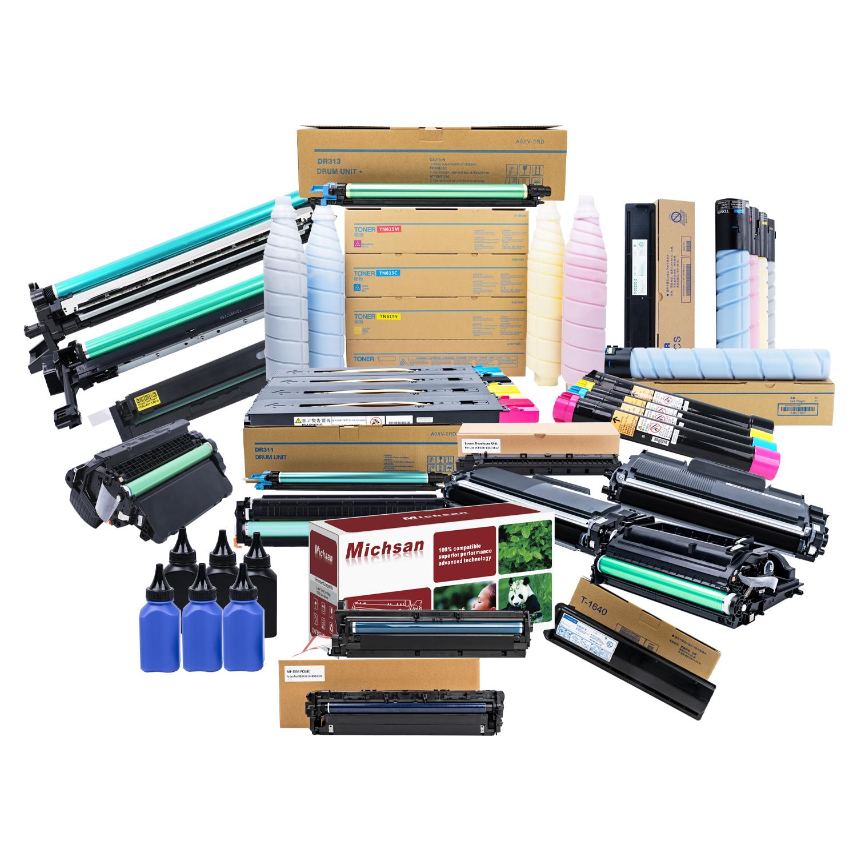 Compatible Cartridge CHIP 45536432 45536431 45536430 45536429 38K C911 C931 C941 C942 Toner Chip