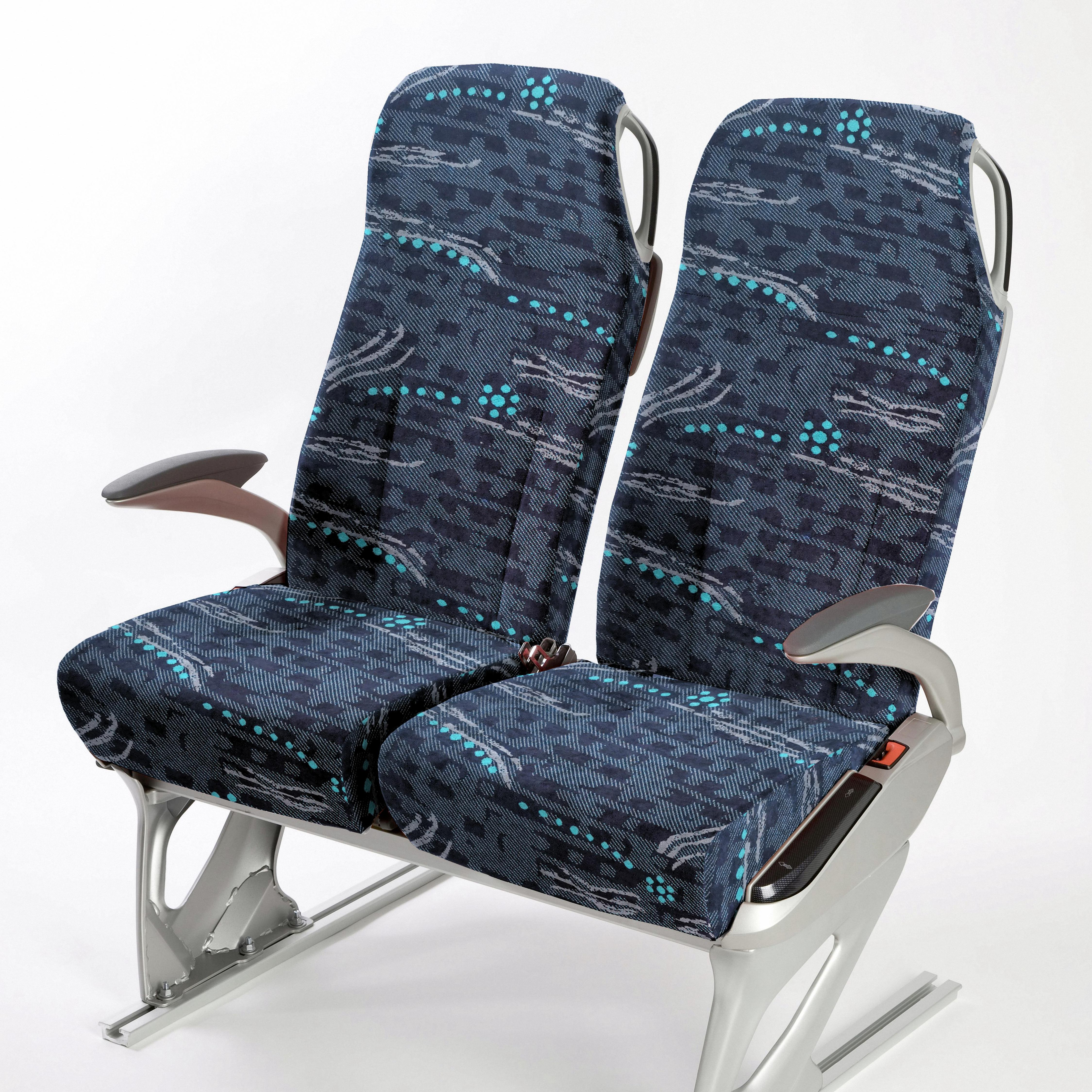Фабричная дешевая цена, оптовая продажа, жаккардовая ткань с пеной для автомобильного сиденья/сиденья для автобуса