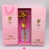 Gold+Pink Gift box+Handbag+Cert