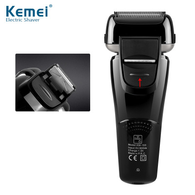 KM-1531 гель для душа с возвратно-поступательным движением три-бритвы бритвенной головки оптом бритва
