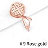 #9 Rose Gold