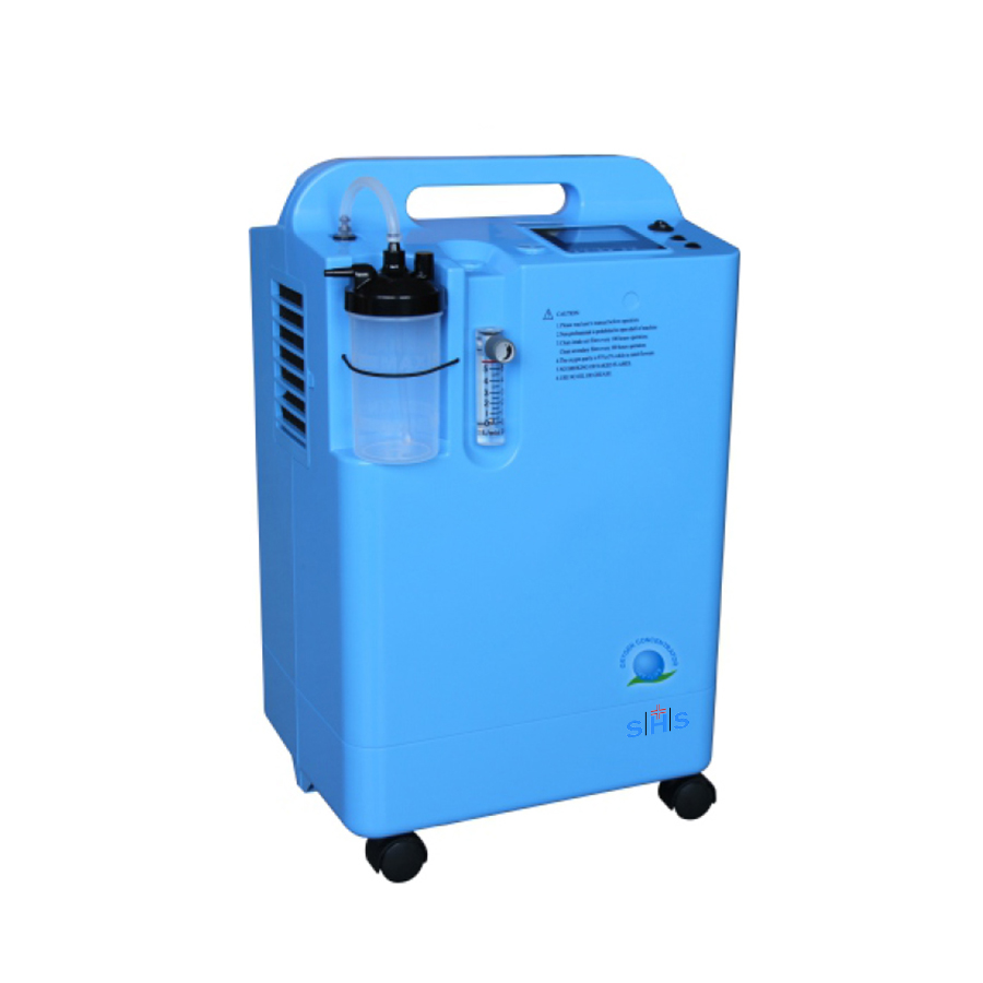 Fast Dispatch Medical High Pressure Oxygen Generator High Follow 3L 5L 8L 10L Oxygen Concentrator China Price for Wholesale - KingCare | KingCare.net
