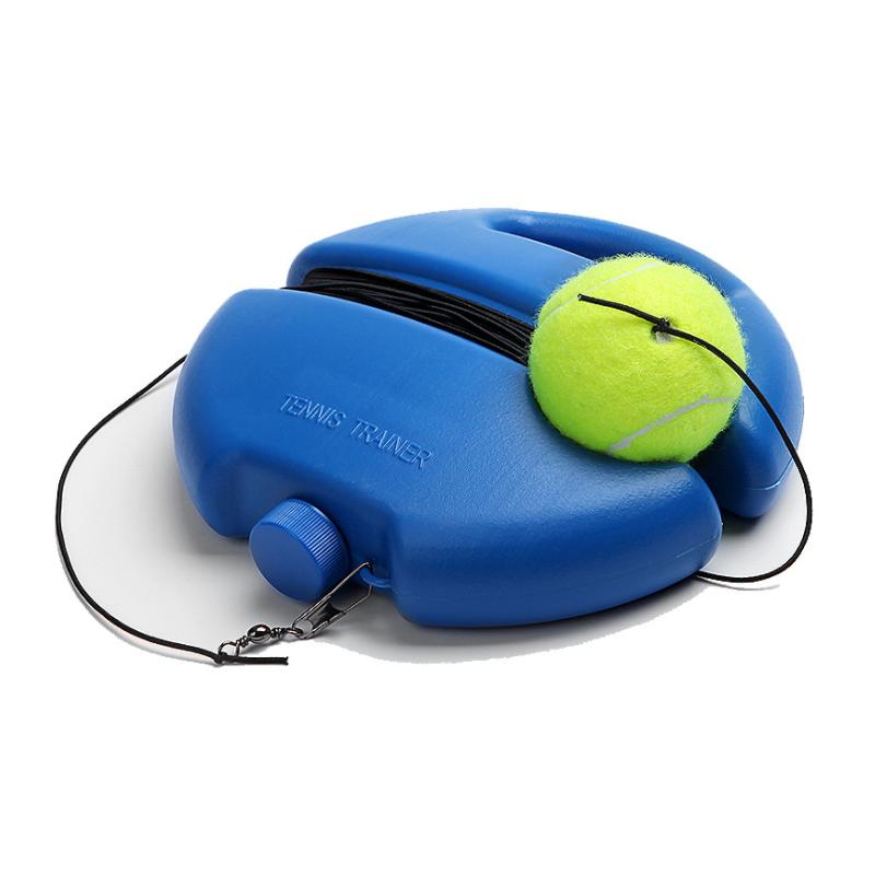 Тренировочное оборудование FANDING для тенниса, Тренировочный Набор с веревкой для детей, молодежи, начинающих, тренировок дома