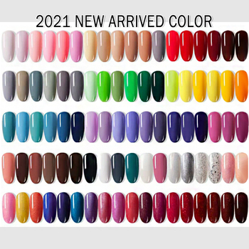 Free sample private label 800 colors soak off 15ml nail UV gel polish factory for wholesale