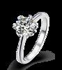 1ct S925 ring