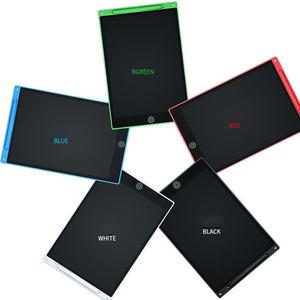 8,5-дюймовый ЖК-планшет для письма цифровой детский планшет для рисования подушечки для рукописного ввода портативный электронный планшет ультратонкая доска B1