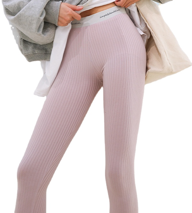 Luxe  2158PP Spandex Cotton Pregnancy Wool  Stretch tights Pants