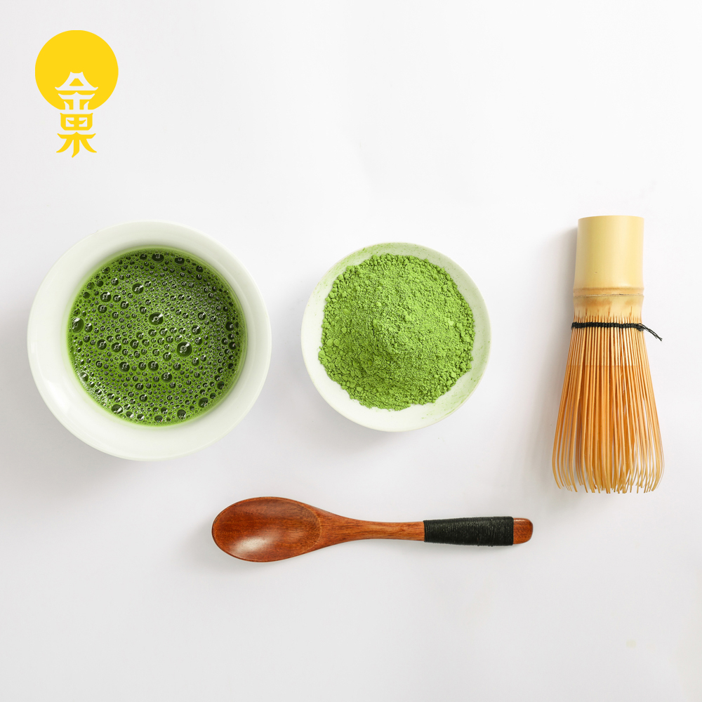 Organic Private Label Green Matcha Tea Powder for Cakes or Latte - 4uTea | 4uTea.com